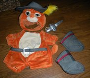 Build A Bear Puss In Boots Complete Costume Outift SHREK The Third Movie in Houston, Texas