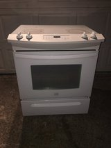 Kenmore glass top electric stove in Baytown, Texas