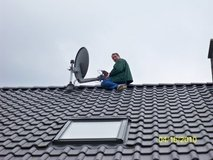 AFN Satellite Alignment or installation in Spangdahlem, Germany
