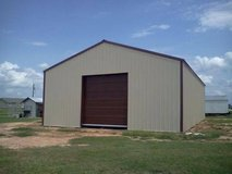 Barns, Shops, Garages, Cabins, and More in Houston, Texas