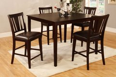 BRIDGETTE 5PC DINING SET FREE DELIVERY in Huntington Beach, California