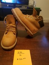 "Kids timberland 6""- wheat in Fort Riley, Kansas"