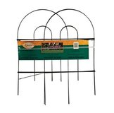 Garden and landscaping wire decorative fence in Lockport, Illinois