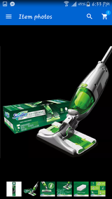 Swiffer Sweep & Vac cordless vacuum in Fort Lewis, Washington