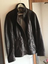Nice Leather Jacket in Ramstein, Germany