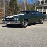 1970 Chevrolet Chevelle SS 4000$ in Brockton, Massachusetts