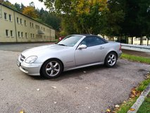 """2000 Mercedes SLK 230 for sale. Convertible hard-top, with less than 90k miles"" in Hohenfels, Germany"