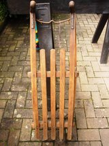 Vintage German Sled  in Perfect Condition in Ramstein, Germany