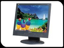 Two LCD Monitors - ViewSonic Value Series VA912B in Ramstein, Germany