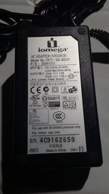 OEM Iomega AC Adapter DA-30C01 12VDC 1.5A P/N 30941701 Power Supply in Baytown, Texas