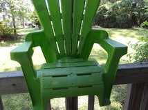 OUTDOOR CHAIR   Child in Cherry Point, North Carolina