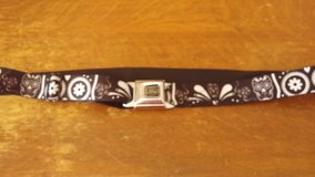 Ford seat belt buckle with skull belt. in Alamogordo, New Mexico