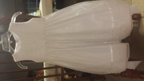 Cinderella dress-great for wedding , 1st communion or baptism in Byron, Georgia