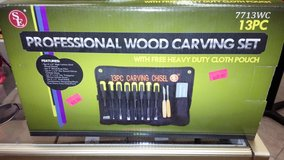 Professional Wood Carving Set in 29 Palms, California