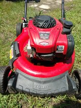 3 in 1 ! TROY BUILT 140 cc SELF STARTING MOWER in Hinesville, Georgia