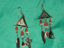 Southwest earrings in Houston, Texas