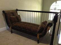 Chaise lounge Art Deco style in Cary, North Carolina