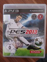 PS3 game - PES 2013 in Ramstein, Germany
