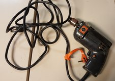 """Black and Decker 1/4"""" drill in Houston, Texas"""