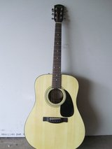For sale Fender acoustic guitar with padded case. in Bolingbrook, Illinois