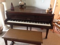 Starck Baby Grand piano needs tuning in Chicago, Illinois