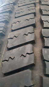LIKE NEW 265-60-18 Goodyear Tire in Beaufort, South Carolina