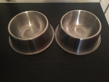 Stainless Steel Bowls in Beaufort, South Carolina