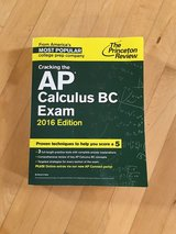 AP calculus BC, by The Princeton Review in Lockport, Illinois