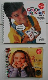 """""""Beads"""" and """"The Cootie Catcher Book"""" in Ramstein, Germany"""