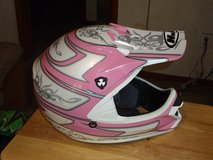 HJC ladies dirt bike helmet in Barstow, California