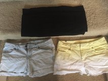 Size 10 Shorts & skirt (3) in Baytown, Texas