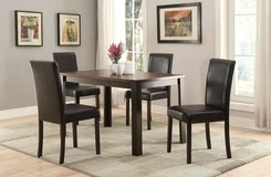 KYLAN 5PC DINING SET ((ON SALE)) FREE DELIVERY in Huntington Beach, California
