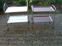 vintage serving carts in Ramstein, Germany