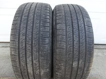 2 Used 235/65R16 Goodyear Tires in Lockport, Illinois