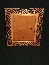 Laser Cut Wood Picture Frames Fretwork + Noah's Ark + Child's Toys in Naperville, Illinois