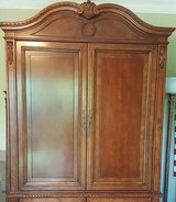 """""""REDUCED"""" Beautiful TV armoire in Houston, Texas"""