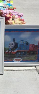Thomas the Train framed poster in Fort Carson, Colorado