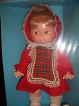 Doll in Box in Fort Campbell, Kentucky