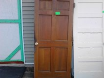 brown exterior door in Camp Lejeune, North Carolina