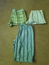 Lot of 3 pajamas gap, old navy in St. Charles, Illinois