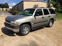 2001 Chevy Tahoe LS 4x4 in DeRidder, Louisiana