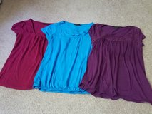 Lot of 3 shirts size small, medium the Limited in St. Charles, Illinois