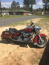 2007 Harley Davidson Road King, may trade for boat... in DeRidder, Louisiana