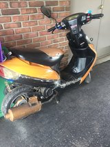 2012 Scooter, great gas mileage! in Fort Campbell, Kentucky