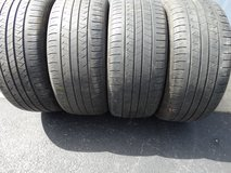 4 - Used 225/45R18 Hankook Tires + Tax in Shorewood, Illinois