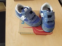 Boy blue shoes Saucony size 7 in St. Charles, Illinois