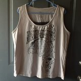 Plus size 2X Eeyore tank in Fort Campbell, Kentucky