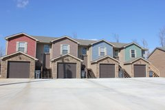Townhomes (1 mile from Post) in Fort Campbell, Kentucky