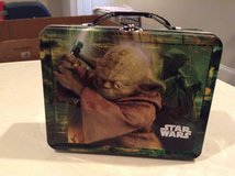 Star Wars Yoda Lunchbox in Aurora, Illinois