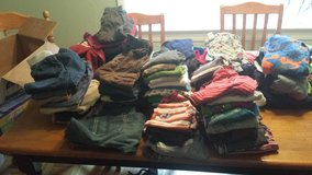 18 months & 2T winter clothes -Boy in Beaufort, South Carolina